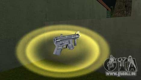 Mp5 Short pour le quatrième écran GTA Vice City