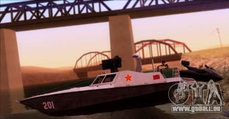 ENB pour ordinateurs faibles pour GTA San Andreas deuxième écran