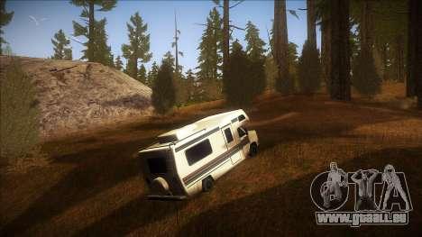 ENB Autumn pour GTA San Andreas sixième écran