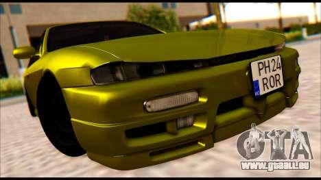 Nissan Silvia S14 Civilian für GTA San Andreas