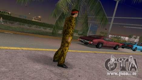 Camo Skin 19 für GTA Vice City zweiten Screenshot