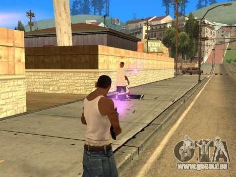 Fagot Funny Effects 1.1 für GTA San Andreas zweiten Screenshot