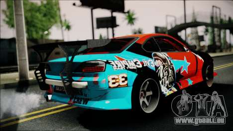 Nissan Silvia S15 EE für GTA San Andreas linke Ansicht