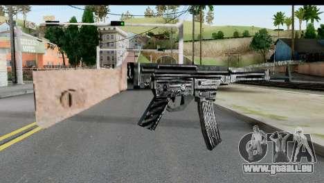 MP44 from Hidden and Dangerous 2 für GTA San Andreas zweiten Screenshot