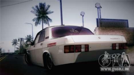 GAZ 24 Volga für GTA San Andreas linke Ansicht