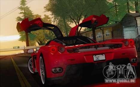 SA_nVidia: Edition Captures D'Écran pour GTA San Andreas neuvième écran