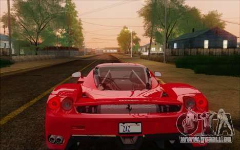 SA_nVidia: Edition Captures D'Écran pour GTA San Andreas septième écran