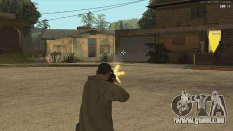 M4 из Killing Floor für GTA San Andreas dritten Screenshot