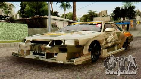 Nissan Skyline R34 Maxxis GT pour GTA San Andreas