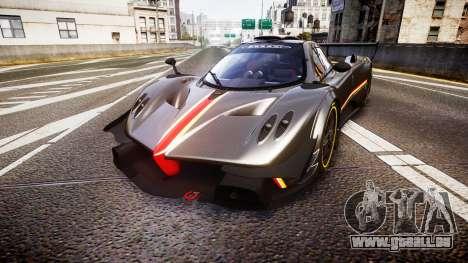 Pagani Zonda Revolution 2013 für GTA 4