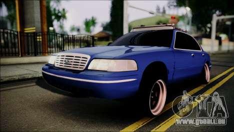 Ford Crown Victoria Stance Nation für GTA San Andreas
