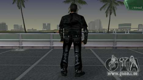 Tommi Black Skin für GTA Vice City Screenshot her