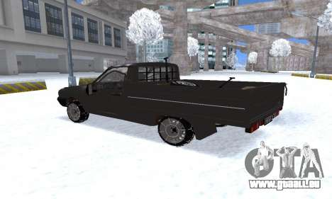 Dacia 1305 Papuc Pick-Up Drop Side 1.9D für GTA San Andreas