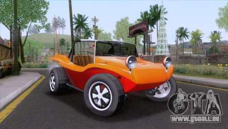 Volkswagen Dune Buggy 1975 für GTA San Andreas