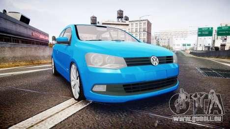 Volkswagen Gol G6 iTrend 2014 rims2 für GTA 4
