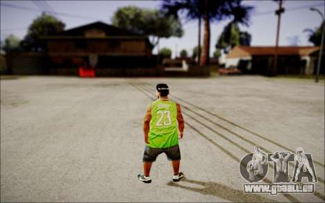 Ghetto Skin Pack für GTA San Andreas zehnten Screenshot