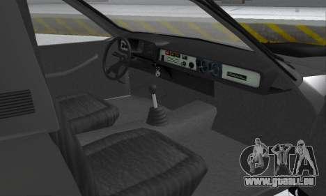 Dacia 1305 Papuc Pick-Up Drop Side 1.9D für GTA San Andreas Seitenansicht