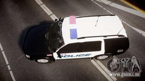 Ford Explorer 2008 Police [ELS] pour GTA 4 est un droit