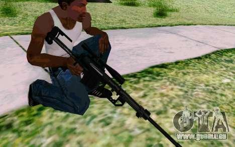 Cheytac M200 Black für GTA San Andreas sechsten Screenshot