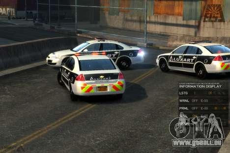 Emergency Lights System v8 [ELS] für GTA 4 Sekunden Bildschirm