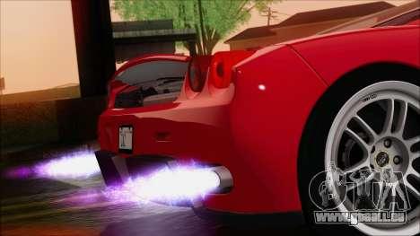 SA_nVidia: Edition Captures D'Écran pour GTA San Andreas quatrième écran
