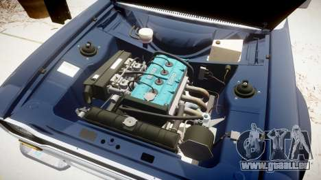 Ford Escort RS1600 PJ52 für GTA 4 Rückansicht