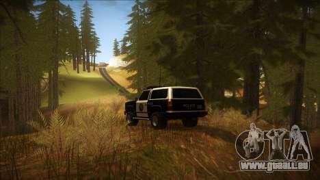 ENB Autumn pour GTA San Andreas cinquième écran