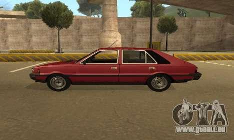 FSO Polonez 1500 für GTA San Andreas rechten Ansicht