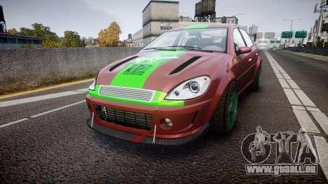 Declasse Premier Touring pour GTA 4