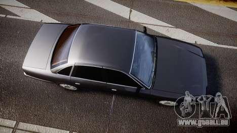 GTA V Vapid Stanier Stock für GTA 4 rechte Ansicht