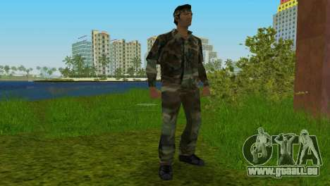 Original VC Camo Skin GTA Vice City pour la troisième écran