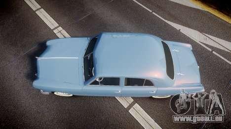 Ford Custom Fordor 1949 pour GTA 4 est un droit