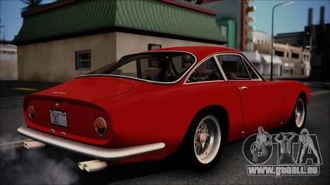 Ferrari 250 GT Berlinetta Lusso 1963 [ImVehFt] für GTA San Andreas linke Ansicht
