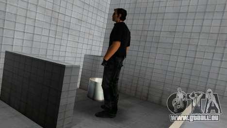 Tommy In Black pour le quatrième écran GTA Vice City