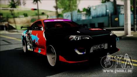 Nissan Silvia S15 EE für GTA San Andreas