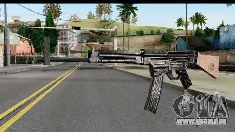 MP44 from Hidden and Dangerous 2 pour GTA San Andreas