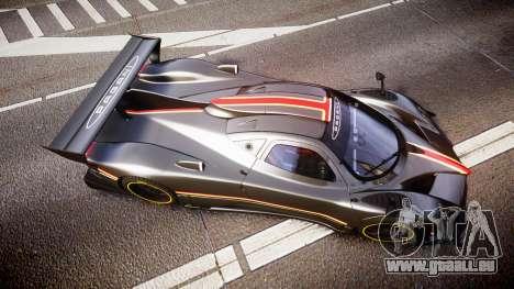 Pagani Zonda Revolution 2013 für GTA 4 rechte Ansicht