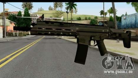 SCAR from from State of Decay pour GTA San Andreas