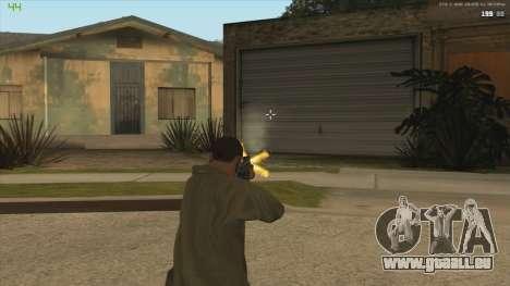 AK47 из Killing Floor pour GTA San Andreas