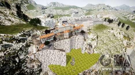 Karte der französischen Riviera v1.2 für GTA 4 Zehntel Screenshot