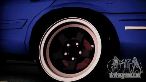 Ford Crown Victoria Stance Nation pour GTA San Andreas vue de droite
