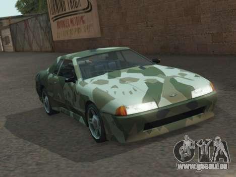 Elegy GTR für GTA San Andreas