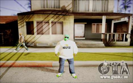 Ghetto Skin Pack für GTA San Andreas sechsten Screenshot