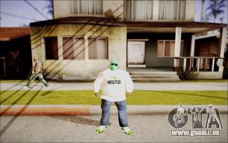 Ghetto Skin Pack pour GTA San Andreas sixième écran