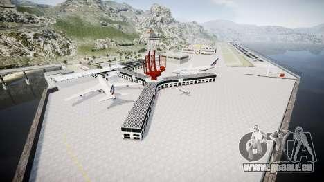 Karte der französischen Riviera v1.2 für GTA 4 elften Screenshot