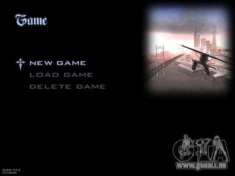 Neu laden Bildschirme für GTA San Andreas