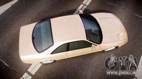 Nissan Skyline R33 GT-R V.spec 1995 pour GTA 4 est un droit