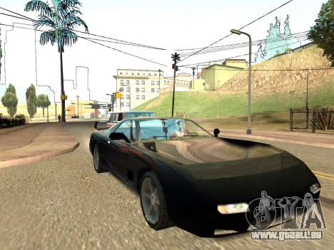 ENB für low-PC von RonaldZX für GTA San Andreas zweiten Screenshot