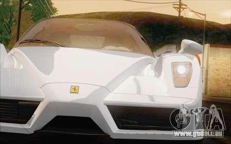 SA_nVidia: Edition Captures D'Écran pour GTA San Andreas onzième écran