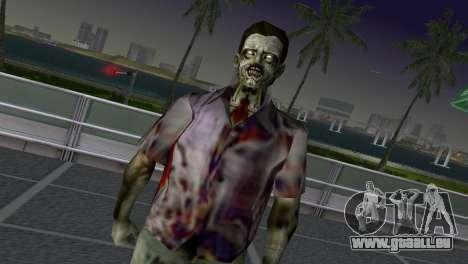 La charogne pour le quatrième écran GTA Vice City